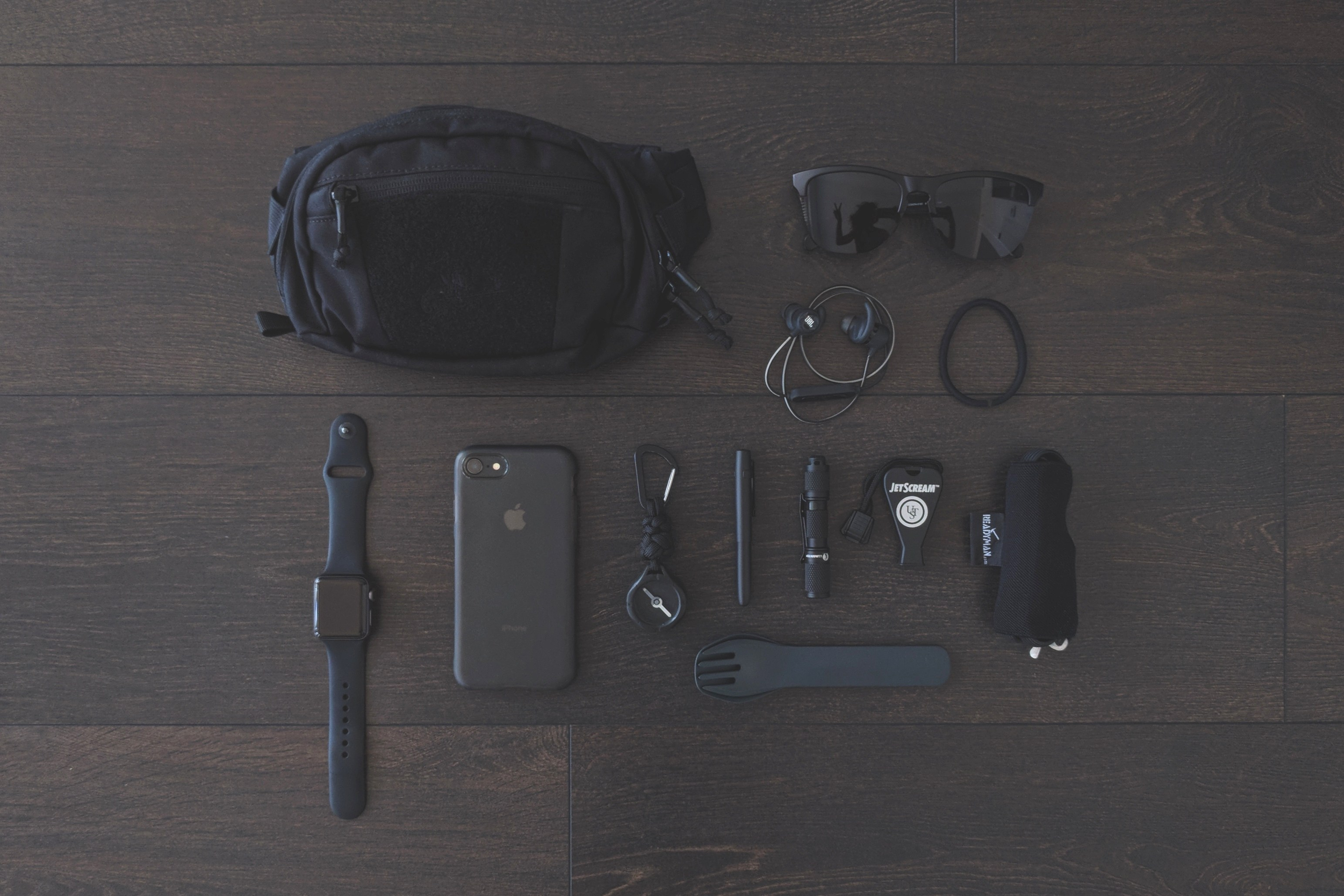 The essential components