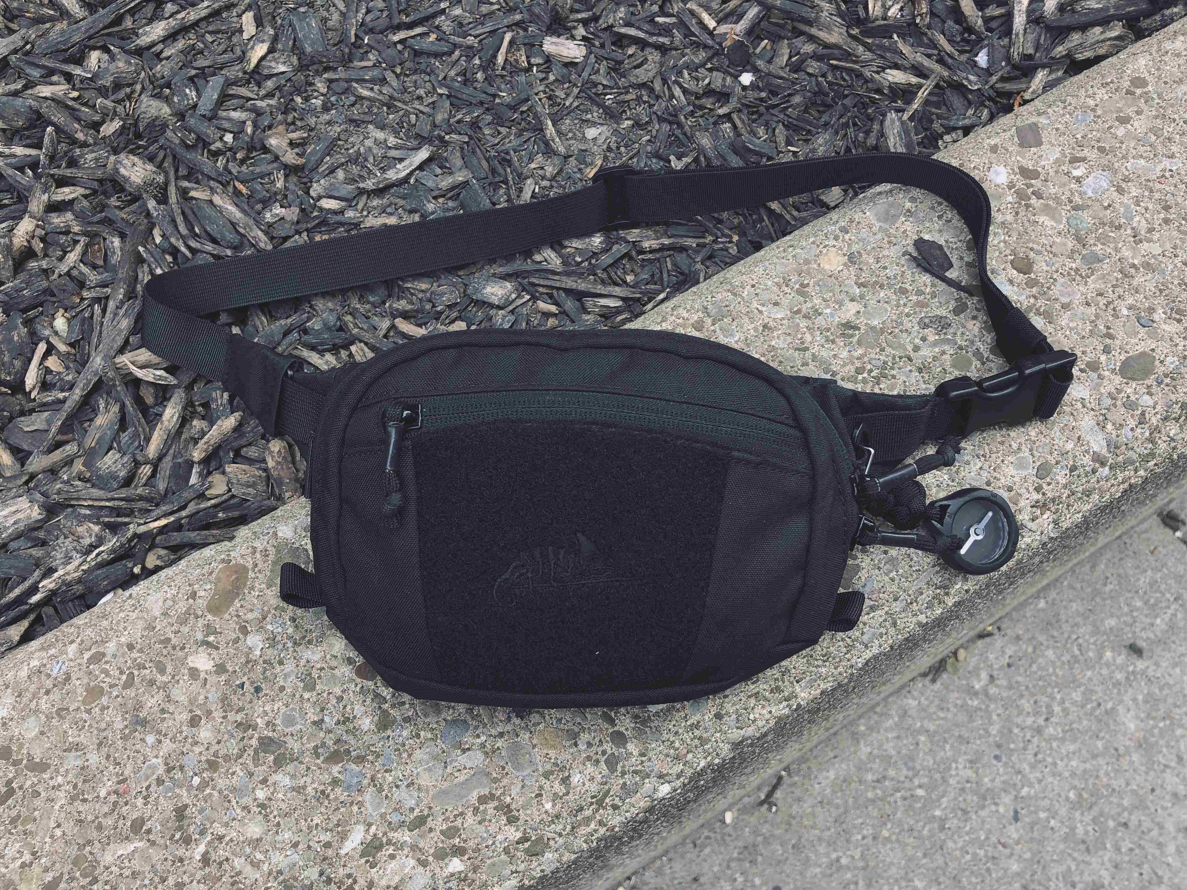 Helikon-Tex Possum Waist Pack, Black