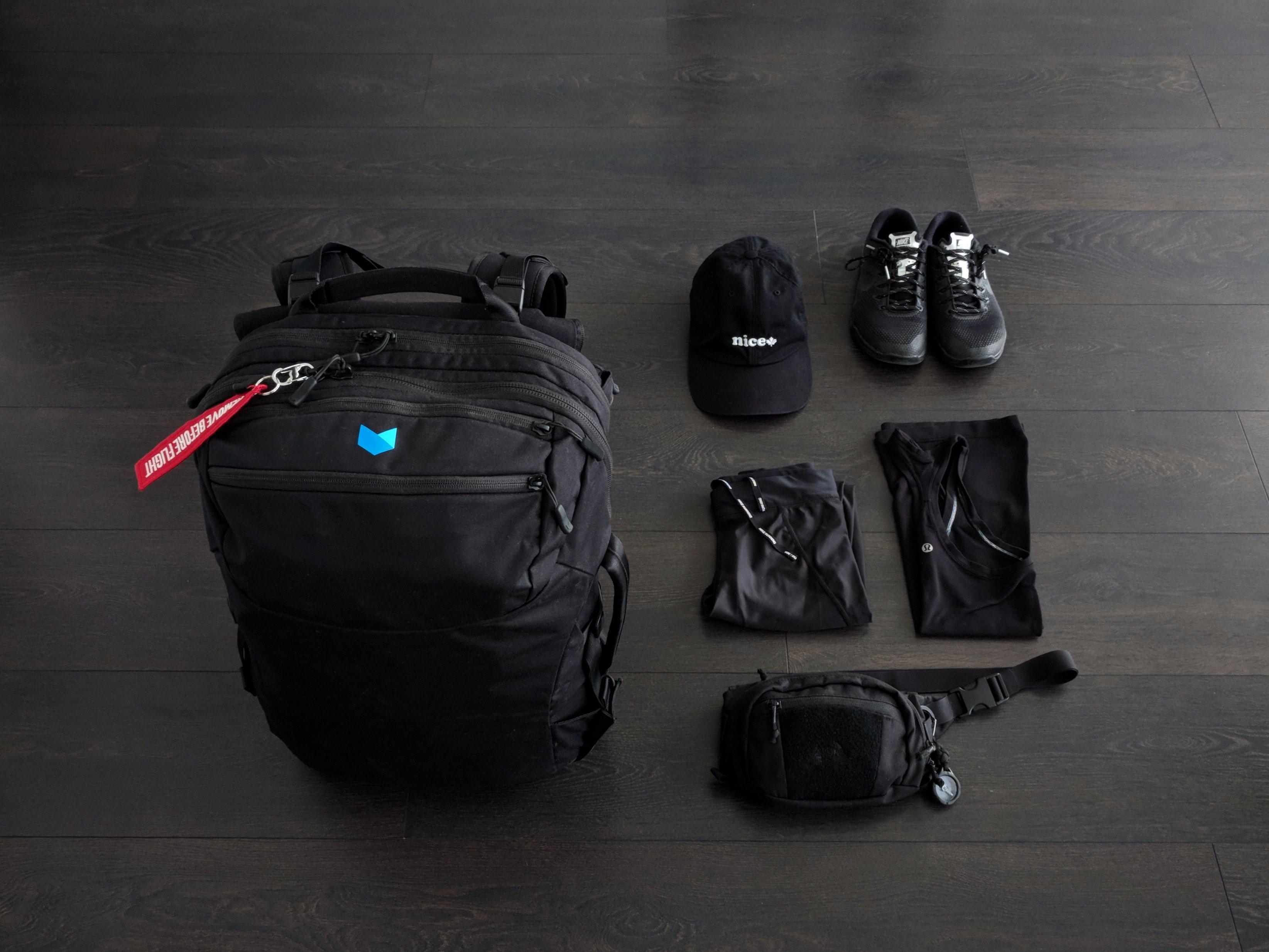 My one bag