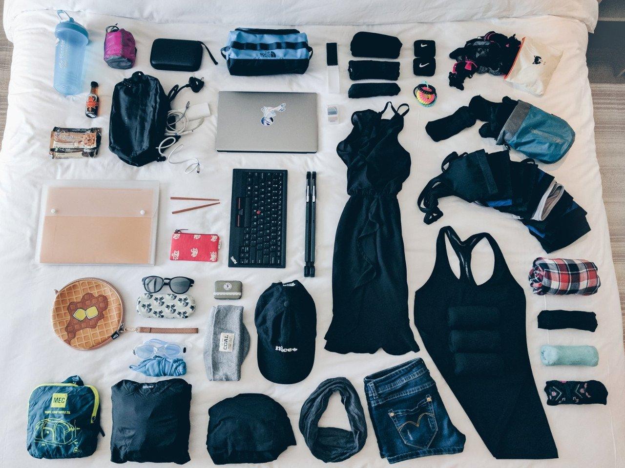 All my stuff